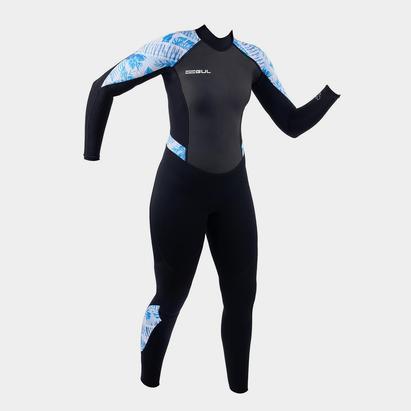 Contour Full Wetsuit Womens