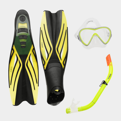 Gul Mask Snorkel and Fin Set Children