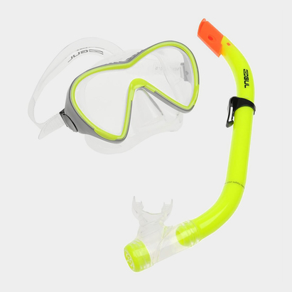 Gul Thresher 30 Mask and Snorkel Set Junior