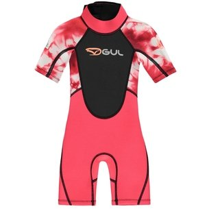 Gul Wetsuit Short Infant Girls