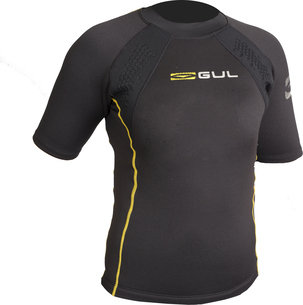 GUL EVOTHERM JUNIOR FL THERMAL SHORT SLEEVE TOP