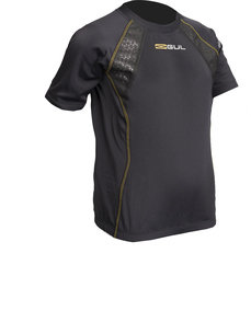 GUL EVOLITE JUNIOR FL THERMAL SHORT SLEEVE TOP