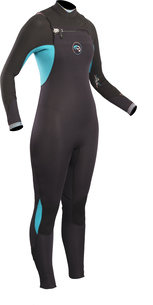 GUL FLEXOR LADIES CZ 3/2MM BS WETSUIT