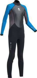 GUL G-Force Junior 3mm FL Wetsuit