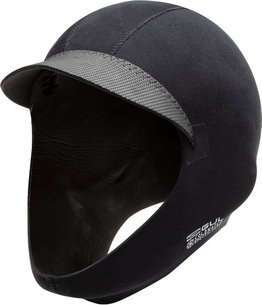 GUL PEAKED 3MM METALITE SURF CAP