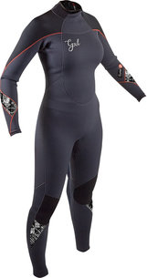 GUL Response Ladies 5/3 BS Wetsuit