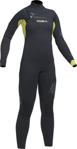 GUL Response Junior Chest Zip 5/4mm BS Wetsuit