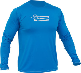 GUL TEE FIT LONG SLEEVE RASHGUARD