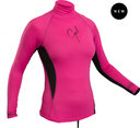 SWAMI FL LONG SLEEVE RASHGUARD