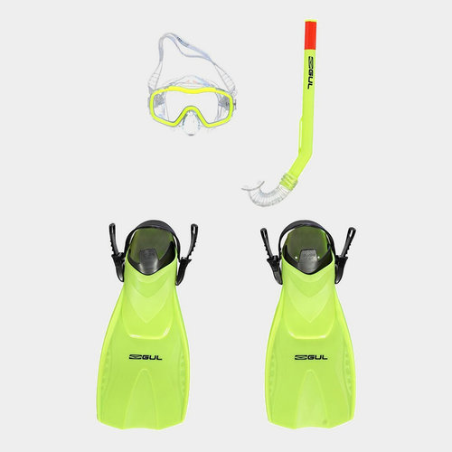 Mask Snorkel and Fin Set Childrens