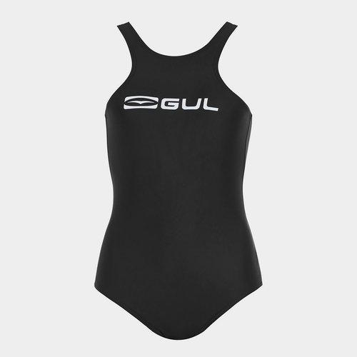 Logo Swimsuit Ladies