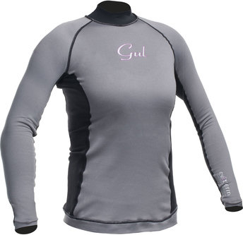 Evotherm Ladies Flatlock Long Sleeve Rashguard