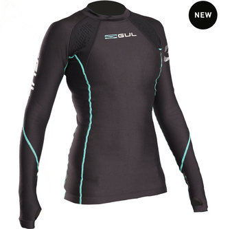 EVOTHERM LADIES FL THERMAL LONG SLEEVE TOP