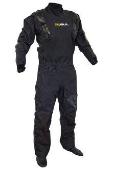 Code Zero U-Zip Stretch Drysuit