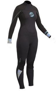 Response Ladies 4/3mm BS Wetsuit