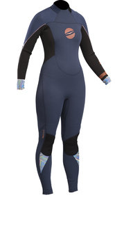Response Ladies 4/3mm BS Wetsuit