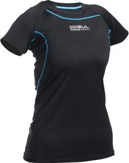 Code Zero Ladies Short Sleeve T-Shirt