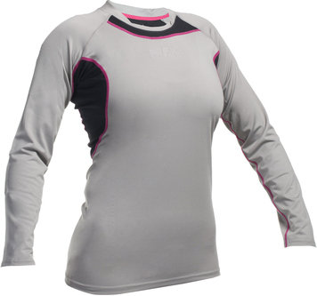 Code Zero Ladies Long Sleeve T-Shirt